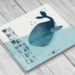 """""""Wie der kleine Wal in den Blautopf kam"""" von Marion Hartlieb"""