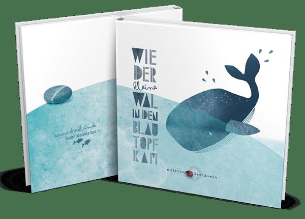 Bilderbuch Kleiner Wal